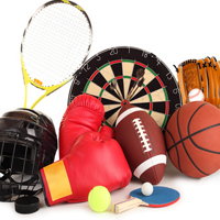 Sports goods Marketplace in UAE
