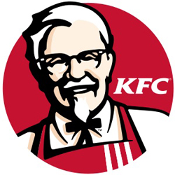 Kfc  brand, dealers, agents, distributor, products UAE
